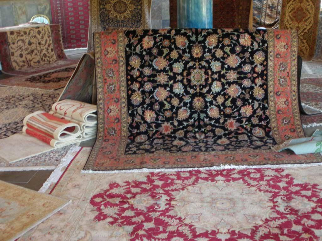 Galer a alfombras kuros alfombras persas y orientales - Alfombras orientales ...