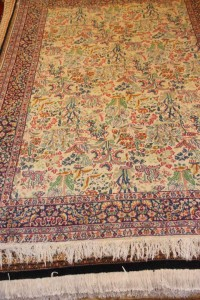 Alfombra Sarough Iran Kork Antigua