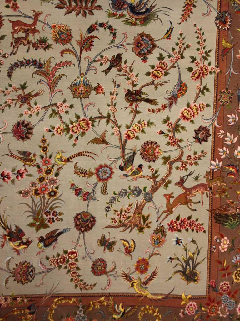 Galer a alfombras kuros alfombras persas y orientales for Alfombras de iran