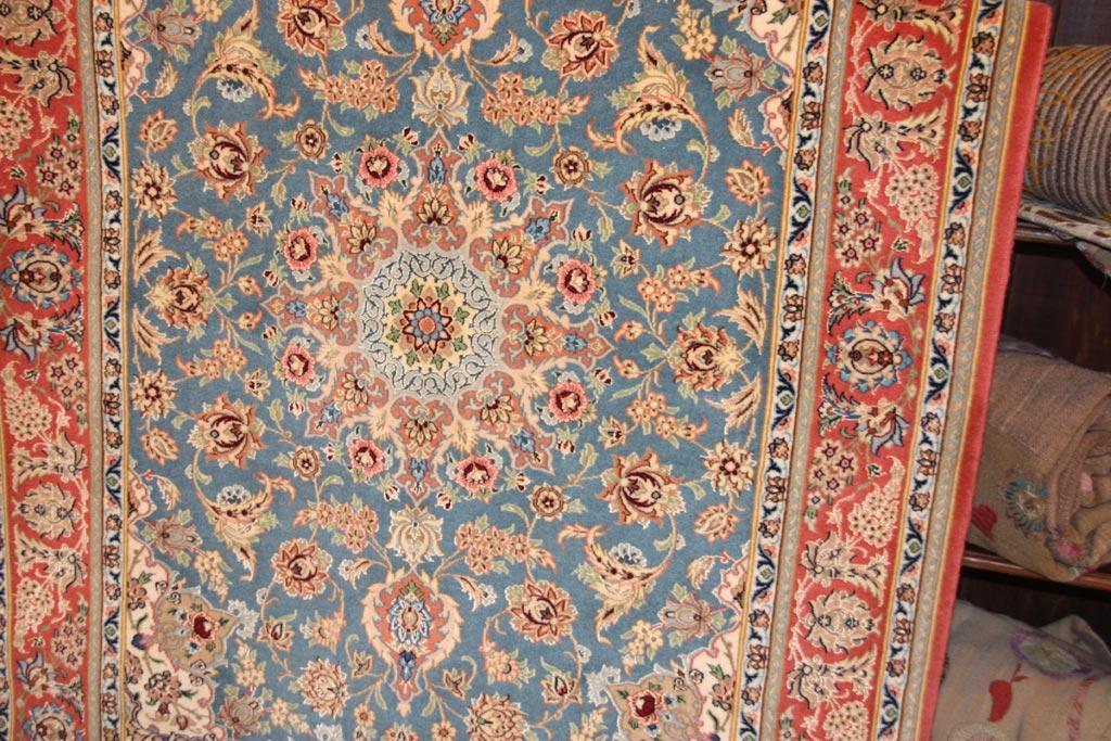 Galer a alfombras kuros alfombras persas y orientales for Alfombra persa seda